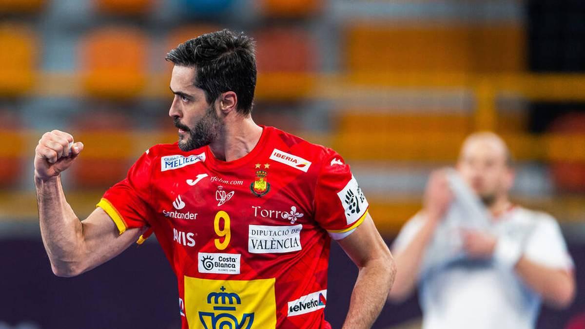 Raul Entrerrios spielt seine letzte WM