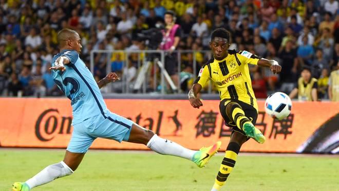 Ousmane Dembele kam von Stade Rennes nach Dortmund
