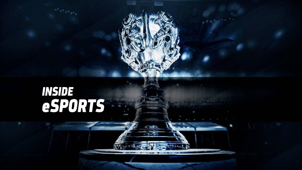 Inside eSports (15.09.2021): NBA 2K22, esports player foundation