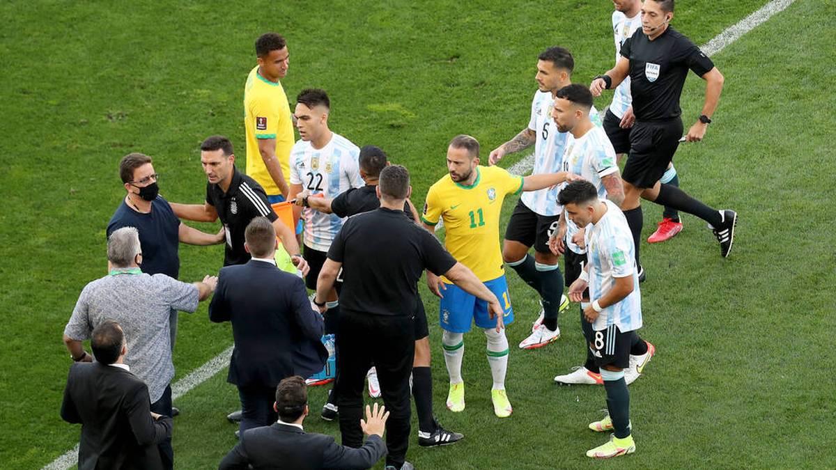 Nach Corona-Eklat: Argentinier nutzen zum Kroatien-Trick