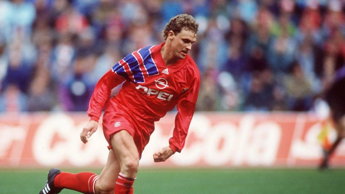 1990/91: Roland Wohlfarth (FC Bayern München) 21 Tore