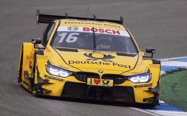 Dritte Pole-Position für Timo Glock beim DTM-Finale in Hockenheim