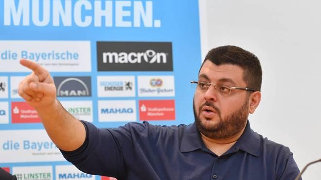 1860-Investor Hasan Ismaik hat sich lobend über den FC Bayern geäußert