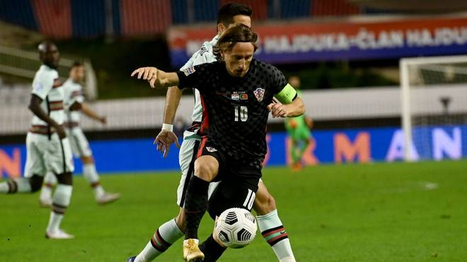 WM-Zweiter Kroatien sichert Klassenerhalt
