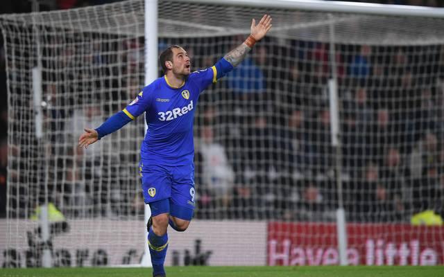 Pierre-Michel Lasogga erzielte bereits sein zehntes Saisontor für Leeds United