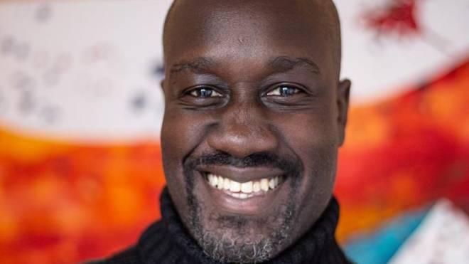 Musa Okwonga lebt seit fünf Jahren in Berlin