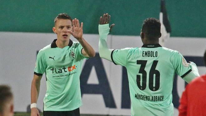 Gladbach verpflichtet Hannes Wolf (l.) fest von RB Leipzig