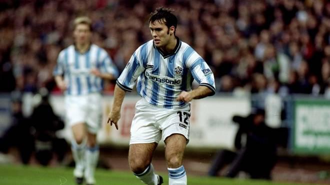 Ben Thornley spielte nach seiner Zeit bei ManUnited mehrere Jahre für Huddersfield