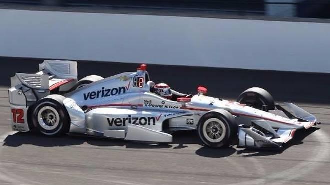 Will Power zerlegte das IndyCar-Feld im Indianapolis-Qualifying gründlich