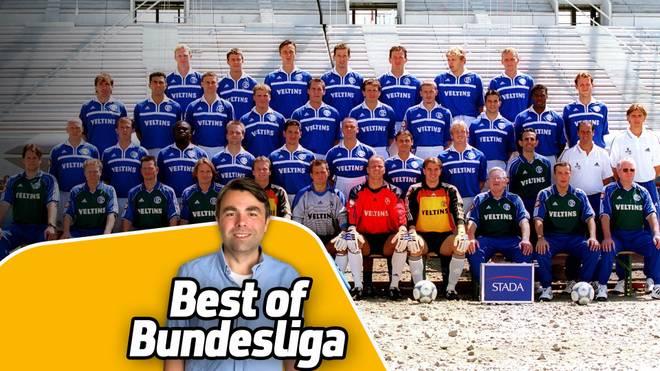 Gastautor Ben Redelings blickt zurück auf Schalkes Zeit 2000/2001.