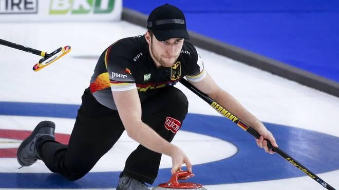 Das Team um Skip Sixten Totzek verpasste die direkte Olympia-Quali