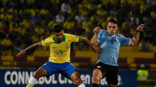 Brasiliens Fußballer müssen um die Olympia-Teilnahme bangen