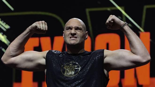 Tyson Fury verteidigt im Dezember seinen Titel