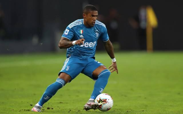 Douglas Costa spielt seit 2017 bei Juventus Turin