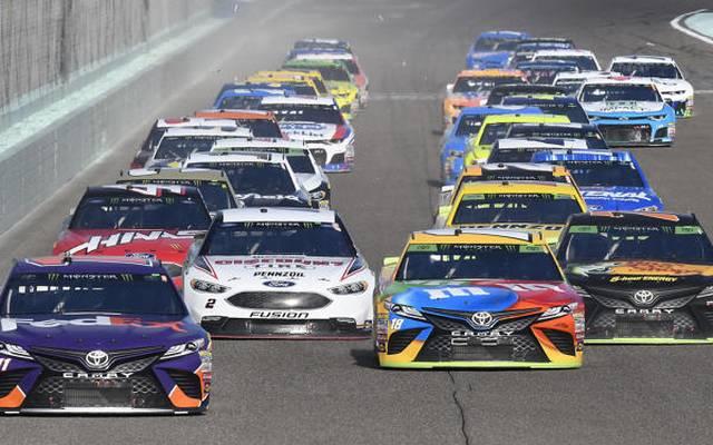 In Homestead ging am Sonntag die 70. NASCAR-Saison zu Ende