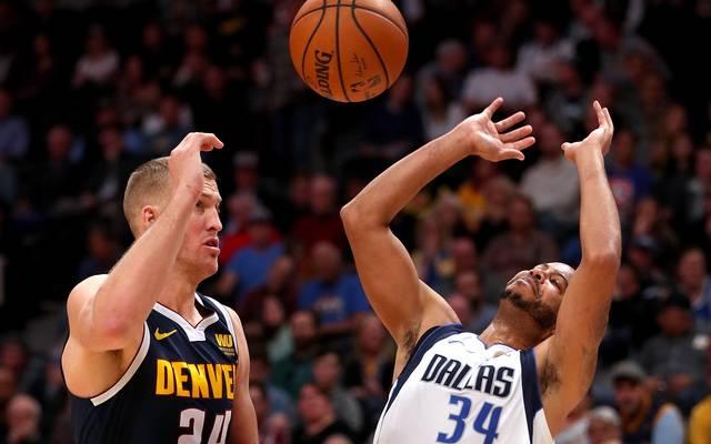 NBA: Dallas Mavericks mit Dirk Nowitzki unterliegen Denver Nuggets