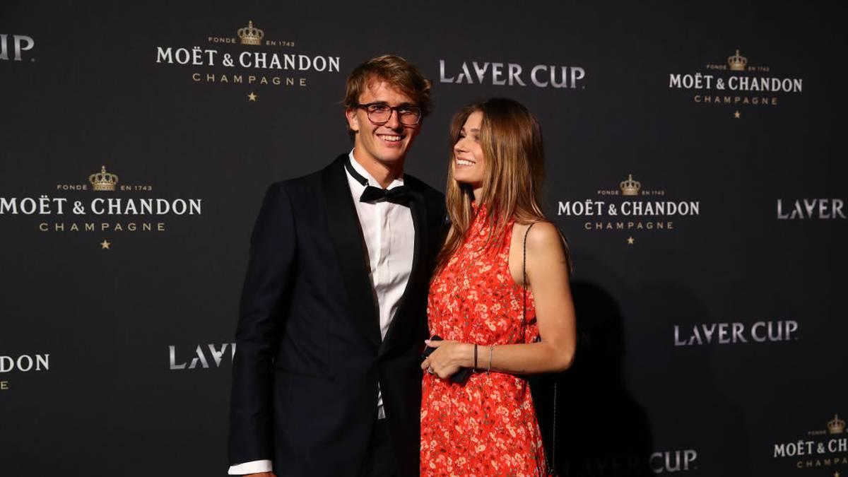 Nach den Gewaltvorwürfen gegen ihren Ex-Freund Alexander Zverev hat Olga Sharypova nun noch einen draufgesetzt.