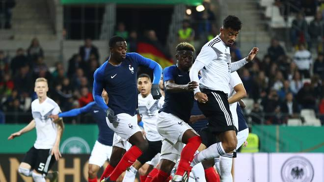 Germany U21 v France U21 - International Friendly