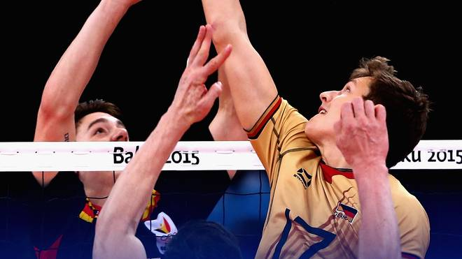 Volleyball - Day 10: Baku 2015 - 1st European Games