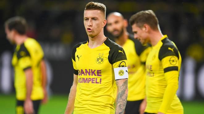 Marco Reus fehlt Borussia Dortmund seit dem Pokal-Aus gegen Werder Bremen