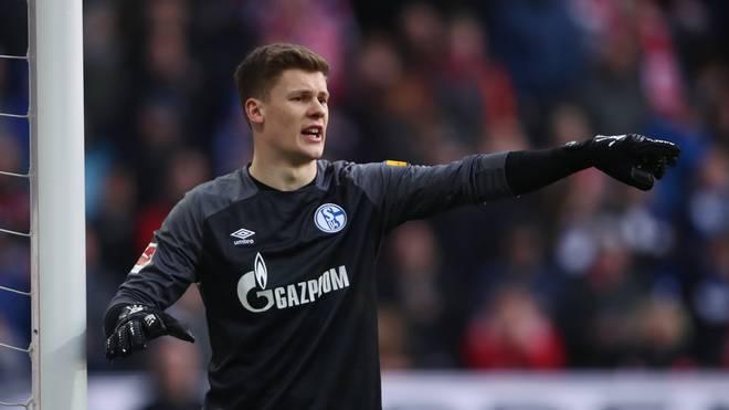Alexander Nübel trägt künftig mit erst 22 Jahren schon die Kapitänsbinde beim FC Schalke