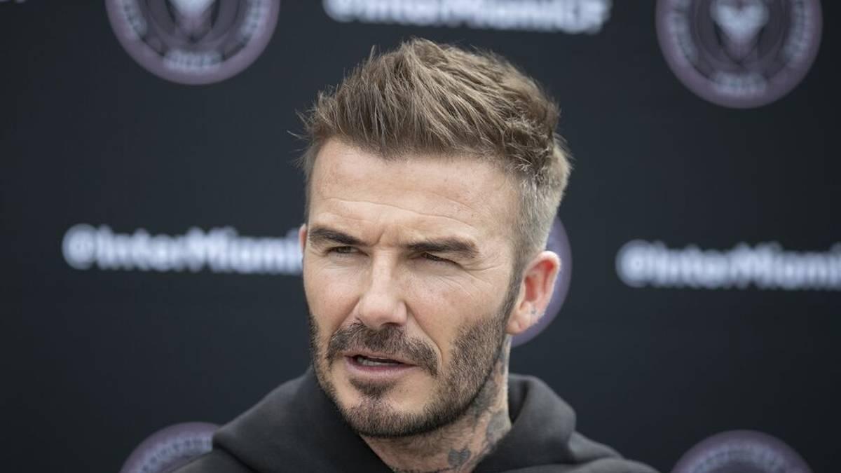 Beckham-Klub Miami trennt sich von Trainer Alonso - Phil Neville im Gespräch