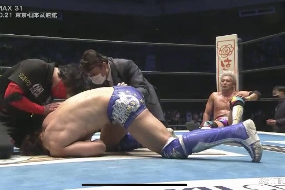 Dramatische Szenen beim Finale des prestigeträchtigsten Wrestling-Turniers der Welt. Eine schwere Verletzung im Finale des G1 Climax 31 überschattet eine unerwartete Rückkehr.