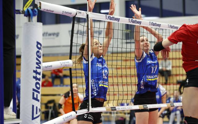 Volleyball / Volleyball-Bundesliga Frauen