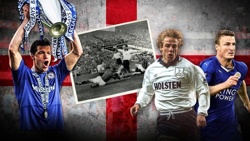 Robert Huth gewinnt mit Leicester City sensationell die englische Meisterschaft - und glänzt dabei sogar mehrfach als Torschütze. Der Abwehrspieler steht in einer Reihe mit Michael Ballack und anderen Größen