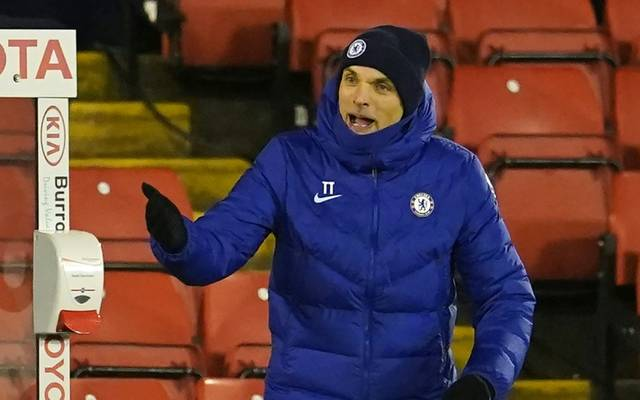 Thomas Tuchel trainiert seit Kurzem den FC Chelsea