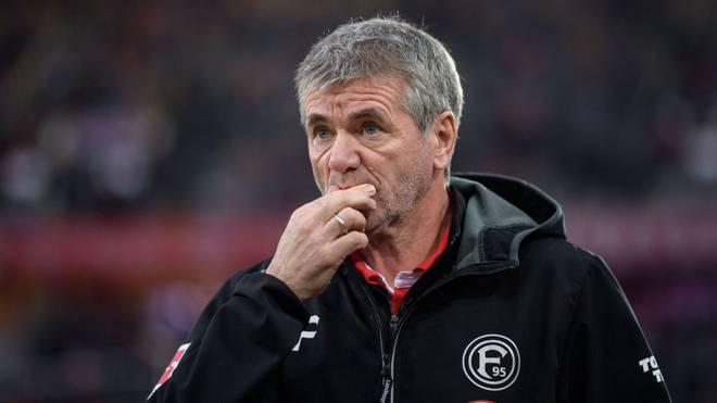 Fortuna Düsseldorf ist bereits die elfte Trainerstation für Friedhelm Funkel