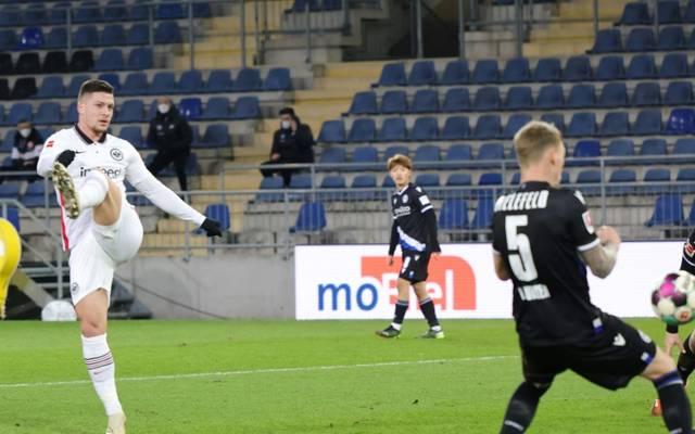Jovic sieht Chance auf Champions League