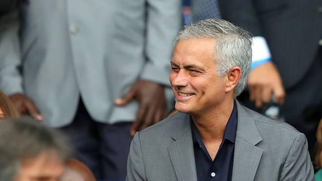 Seit dem 20. November ist José Mourinho Trainer bei Tottenham Hotspur