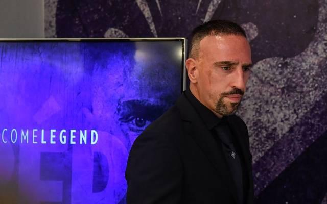 Franck Ribéry machte als Kind schwere Zeiten durch