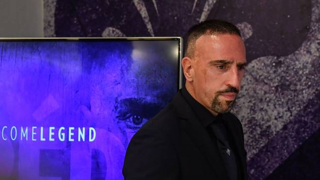 "Ribéry über Narbe: ""Habe gelitten"""
