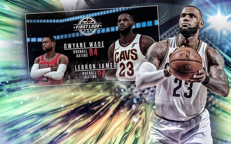 Die Basketball- und Gaming-Fans warten gespannt, wie stark die Macher von NBA 2K18 die Superstars der Liga einstufen. Immer mehr Werte sind schon bekannt