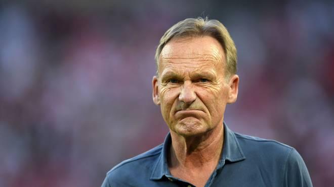 BVB-Geschäftsführer Hans-Joachim Watzke hat die Kritik aus Wolfsburg nicht sonderlich gut gefallen