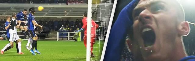 Serie A News Ergebnisse Fussball Italien Sport1