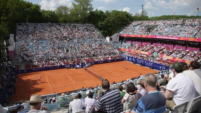 Das Steffi-Graf-Stadion war 2008 Schauplatz der letzten German Open
