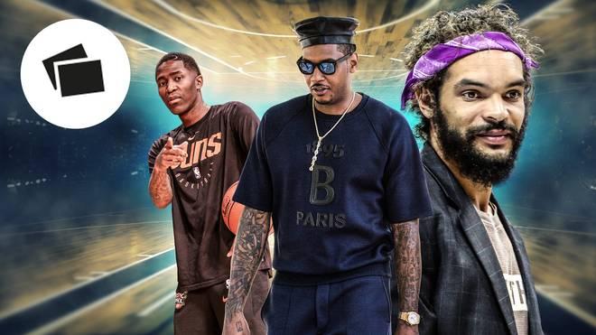 Diese Altstars suchen ein NBA-Team