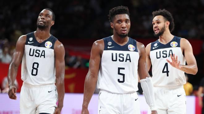 Die USA sind im Viertelfinale gescheitert