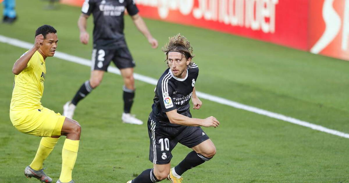 Champions League: Luka Modrić von Real Madrid kritisiert engen Terminplan