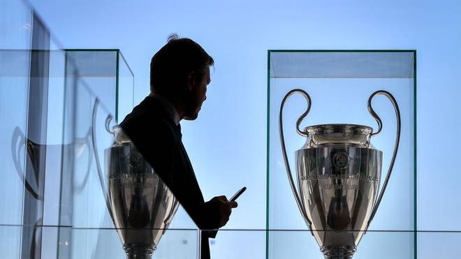 Die Beratungen laufen, Pläne werden geschmiedet - die Zukunft der Champions League ist offen