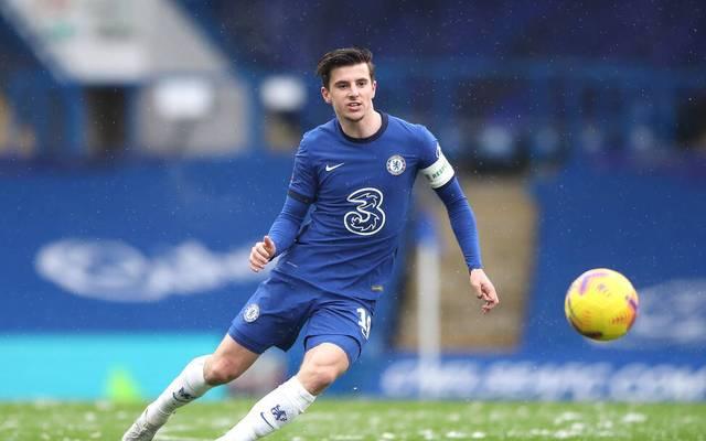 Mason Mount kam gegen Wolverhampton erst spät zum Einsatz