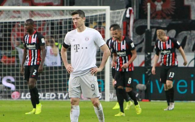 Der FC Bayern empfängt Eintracht Frankfurt im Pokal-Halbfinale