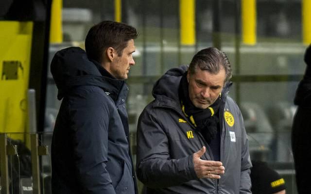 Sebastian Kehl (l.) wird beim BVB Nachfolger von Sportdirektor Michael Zorc