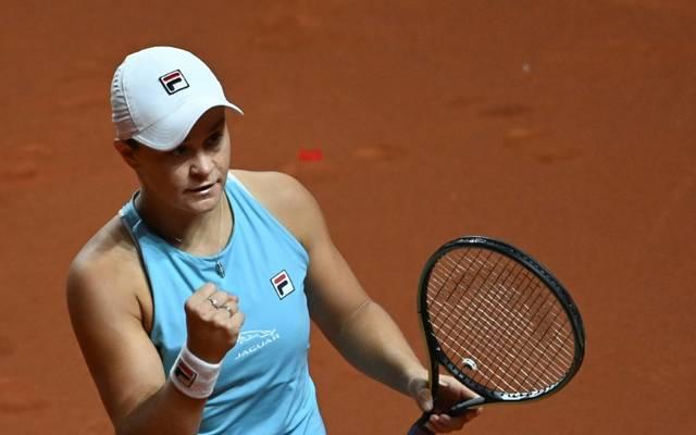 Stuttgart: Ashleigh Barty zieht ins Halbfinale ein