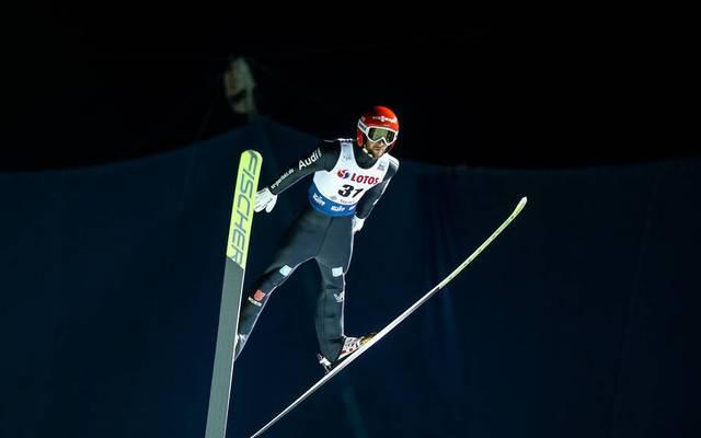Markus Eisenbichler gewann das erste Weltcup-Springen der neuen Saison