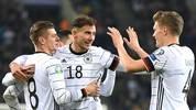 Deutschland hat sich erfolgreich für die EM 2020 qualifiziert