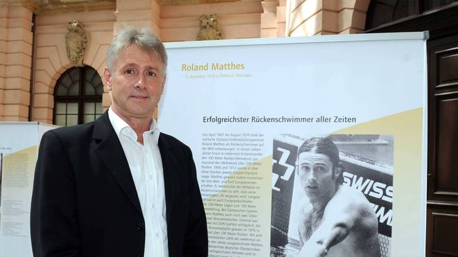 Roland Matthes ist 2019 im Alter von 69 Jahren verstorben